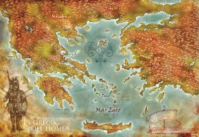 Homer's Greece by Stormcrow135
