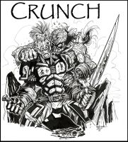 Crunch by zzpoil