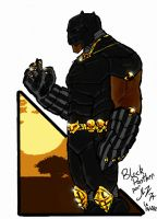 BlackPanther by JLZ74