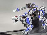 Berserker Tiger Zoids 03 by STR1KU