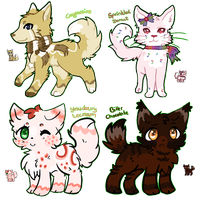 Adoptable Auction (Collab) by Lizzara