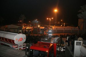 Aid convoy attacked Egypt 10 by ademmm