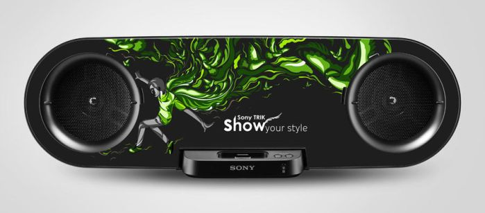 Sony TRIK :Show Your Style V.2 by versacephuong