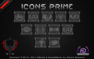 Icons Prime 2013 by DShepe by DShepe