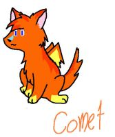 Comet? by KnucklestheEchidna25
