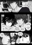 Death Note Doujinshi Page 100 by Shaami