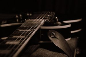Juggernaught guitar by TheSoftCollision
