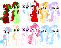 Free  Multi-Adopts by xPixels-Puff-Adoptsx