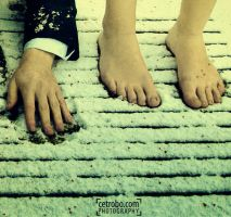 Her feet are cold by cetrobo