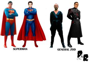 Superman Zod by Rapha-Leite