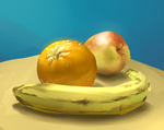 Fruits by Rvannith