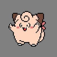 035 Clefairy by jokernaiper