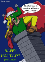 DU - Jester Claus is Comin' to Town by TBPow