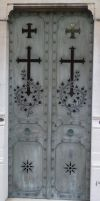 Pere Lachaise - Door 21 by senzostock