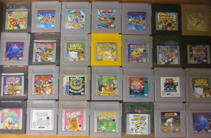 AmazingN64's GameBoy/GameBoy Color Games! by TheAmazingNSixtyfour