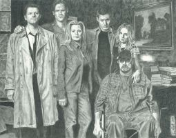 Usual Suspects by TheNeenster