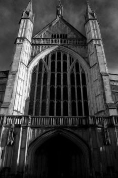 Winchester Gothic by rorshach13
