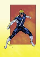 Animalman colors by Memo Regalado by V3dd3rMan