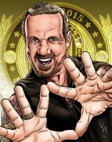 Diamond Dallas Page by quibly