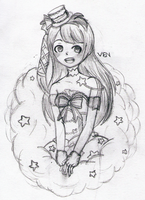 [REQUEST] Cotton Candy Kotori by VennyPop