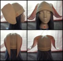 Bunny Hat by Antiquity-Dreams