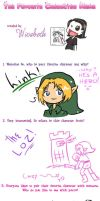 Favorite Character Meme: Link by Waylove94
