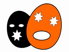 Halloween Eggs Stock by BL8antBand