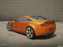 Audi aQa version-2 4 by cipriany