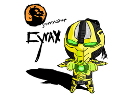 Little Cyrax by Snippy-Snap