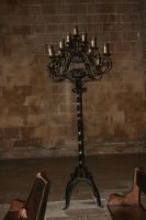 Candle Stick by RaeyenIrael-Stock