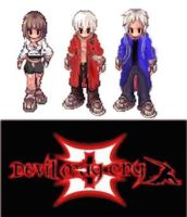 Devil May Cry 3 - RO Style by TheGoldCrow