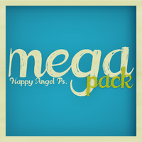 Mega Pack by HappyAngelPS