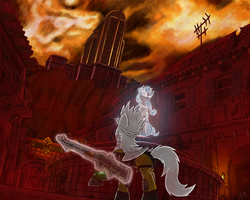 FoE: BS - Under the Red Cloud by Crystal-Eclair
