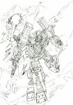Powered Convoy--lines by marble-v