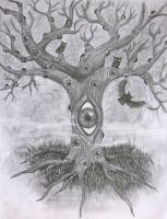 The Watching Tree by mariana-a