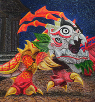Kog'Maw Lion Dance by KisaraAkiRyu