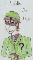 The Riddler by Haruhi-x