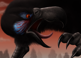Terror Bird by toastify