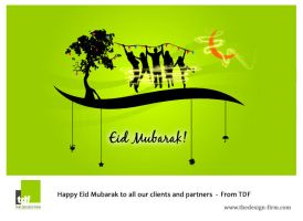 Happy Eid to every one of you by 11thagency