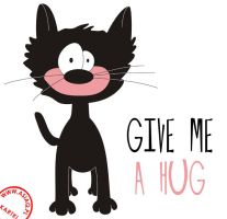 give me a hug by asiaq