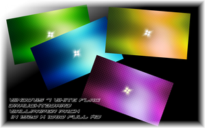 Win 7 White flag WP Pack by Kruper11