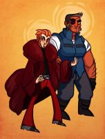Humanformers: Knockout and Breakdown by Txenriks