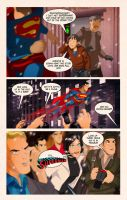Lois and Clark page 5 by Des Taylor by DESPOP