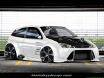 Ford Focus 3 Reloaded by blackdoggdesign