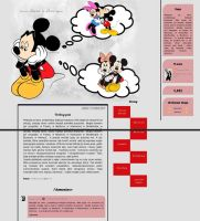 Mickey Mouse by AvelineGross