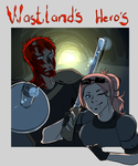 Wastelandsw Heroes by Zombay-Senpai