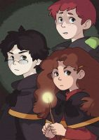 HP Kids by lastlabyrinth