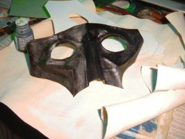 Mask WIP by Meliadhor