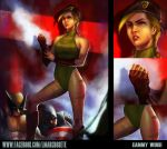 Cammy wins! by 6evilsonic6