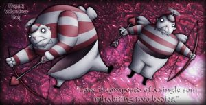 Tweedle Valentine by InsidiousTweevle